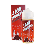 Jam Monster Liquids / STRAWBERRY レビュー